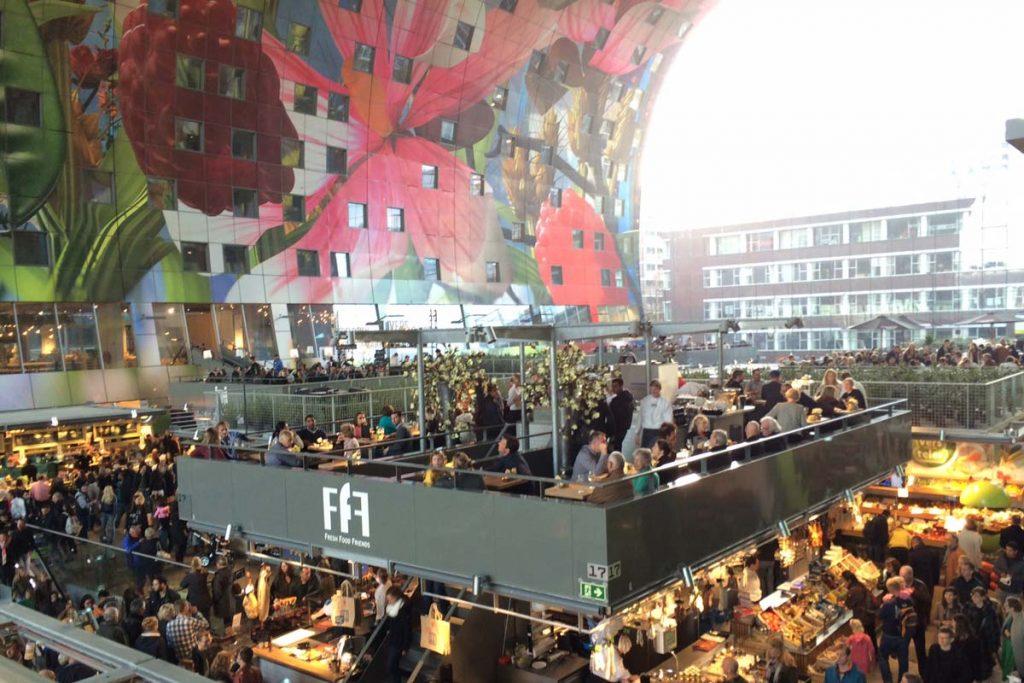 Markethall - Rotterdam